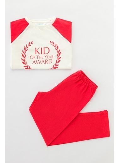 Penti Çok Renkli Çocuk Family Award 2Li Pijama Takımı Renkli